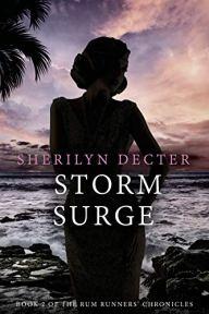 storm surge shari